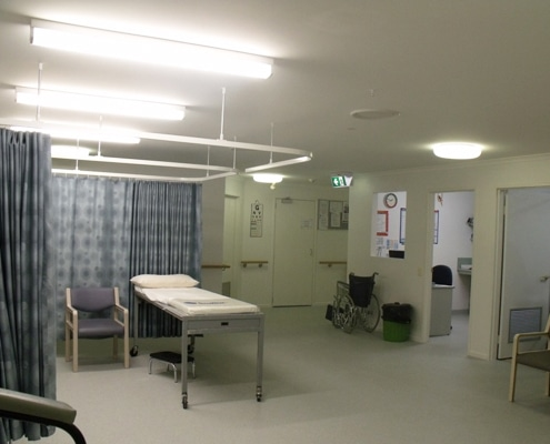 medical centre chinchilla - doctors western downs - gp practice dalby miles tara - nurses station